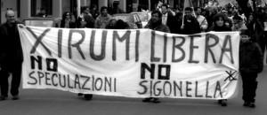 manifestazi xirumi 24 marzo 2007